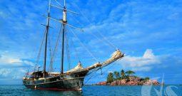 Van Meer Redesign – Two Masts Top Schooner