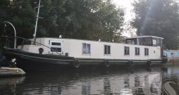 55ft Dutch Barge