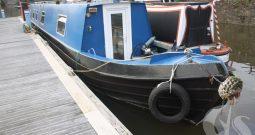 62ft Narrowboat
