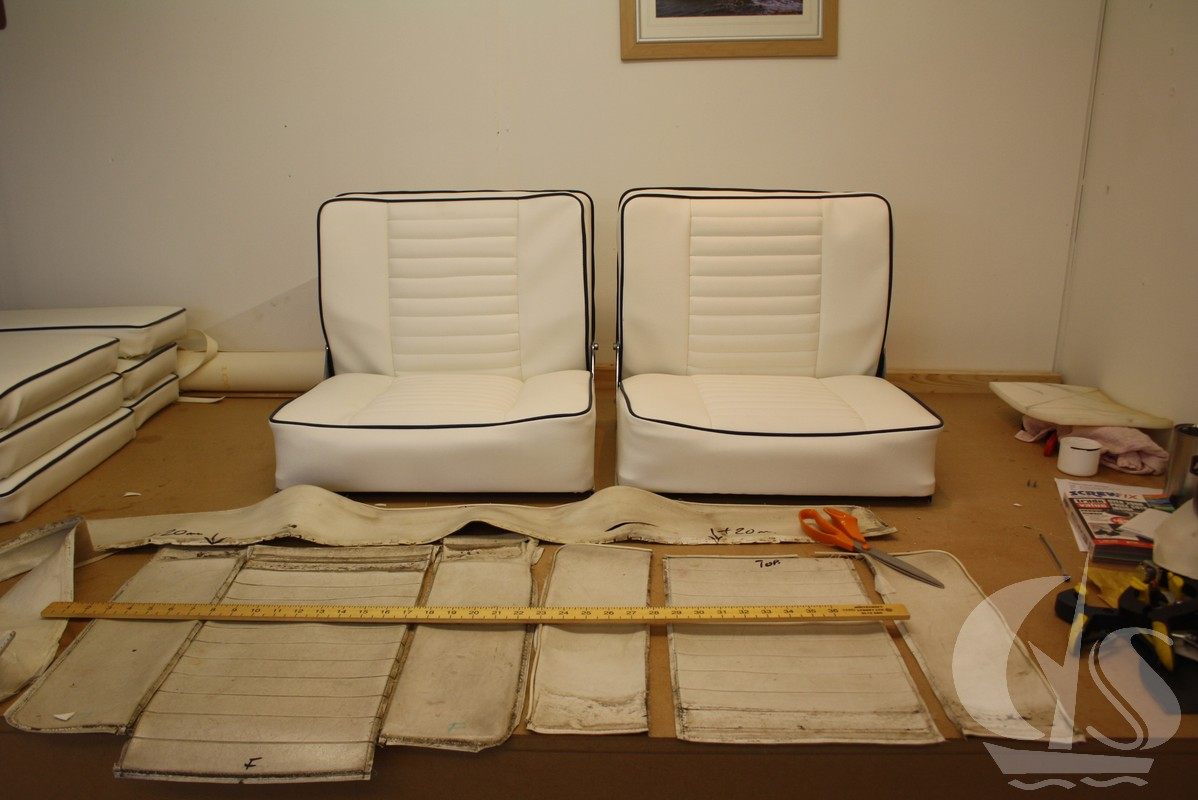 Marine Upholstery Channel Yacht Sales