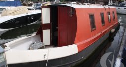 35ft Narrowboat