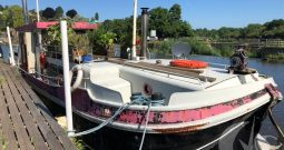52ft Converted Fishing Trawler