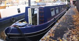 46ft Narrowboat