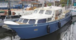 Liveaboard Houseboat JCA Martens 45 – Dutch Steel Cruiser