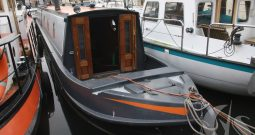 57ft Narrowboat