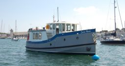 38Ft Trawler Yacht – Jane Anne